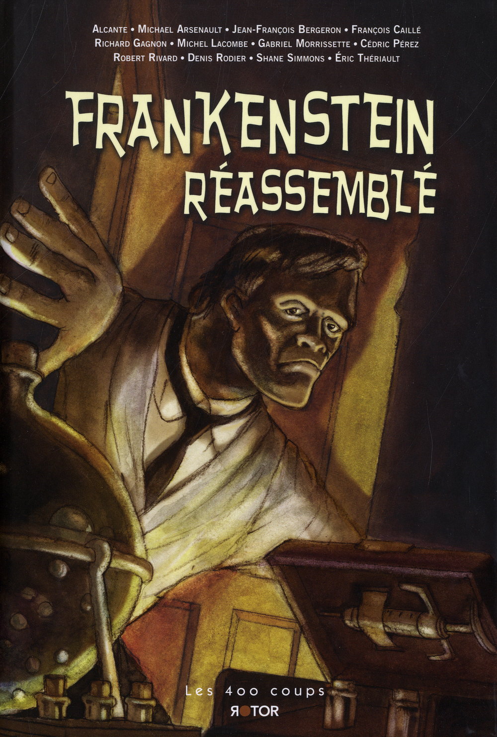 frankenstein argumentative thesis Free frankenstein papers, essays, and research papers analysis of chapter 5 of frankenstein - there was a time in history when people used science as an everyday issue there was a time when it was almost legitimate to provide a practical explanation, and when people preferred to ignore the subliming side of nature people called this time in history the age of enlightenment (otherwise known.